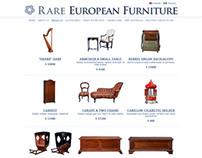 Rare European Furniture