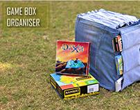 Game Box Organiser