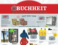 Buchheit Circular Ad Design