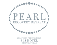 Pearl Recovery Retreat Branding & Identity Design