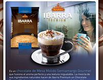 Facebook Fanpage Chocolate Ibarra