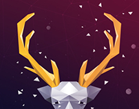 Reindeer / Illustration