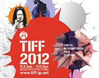 Tokyo Film Festival Brand Identity
