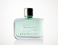 "Product Photography ""Essential by Lacoste"""