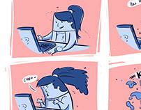 NF_Women's day comic