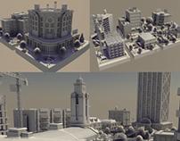 Older 3D Work