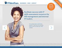 IT Talent Team Launch Site