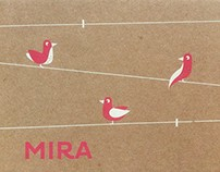 Mira, birth card
