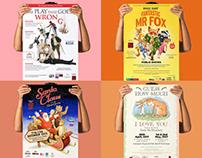Poster Designs | Theatre Shows