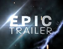 Atmospheric Movie Intro Motion Graphics Templates
