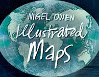 Nigel Owen: Illustrated Maps