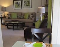 Model Apartment - DC Area- 11/2012