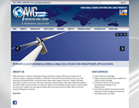 AWG Product Web Site