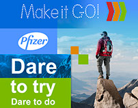 Make it GO! Pfizer