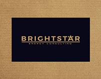Brightstar Energy consulting - Logo/Identity Design