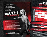 THE CELL CROSSFIT BRANDING