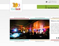 Civillicit.hu | website