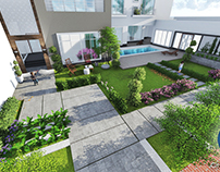 House Landscape 1