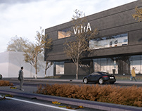 Vitra Showroom Sulaimaniyah