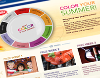 Barilla - Color your summer