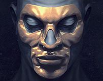 EMERITUS THE FIRST// 3D Illustration