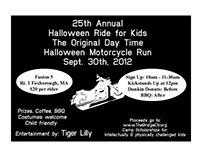 Halloween Kids Charity