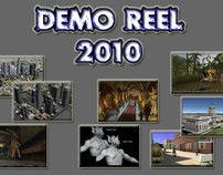 Jimmy Davidson - Demo Reel 2010