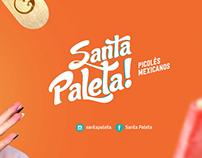 Santa Paleta! - Branding