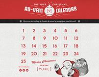 Yoke Ad-vent Calendar 2012