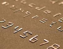 Staple typeface