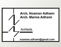 NOAMAN ADHAMI DESIGN PORTFOLIO
