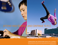 Olympus (Online Education)   Integrated Campaign