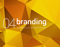 04 Logo Design | Corporate Identities