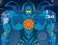 The Jaeger project / Fan art