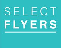 Select Flyers