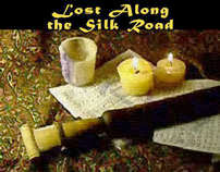 "CD:  ""Lost Along the Silk Road"""