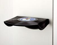 Record Remix- Shelving System