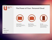 Ubuntu One Redesign
