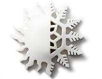 Sun Snowflake