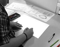 Sketching - Rendering