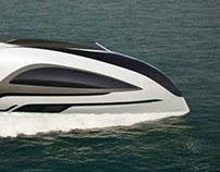 Sunseeker SENS 50ft Motor Yacht Concept