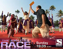 The Amazing Race 20 - Promotional TV Campaign