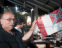 Dinner With Portland's Confederates