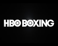 HBO Boxing Redesign