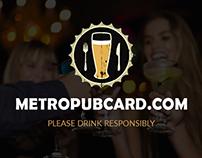 Metropubcard : Restaurant and Bar listing App