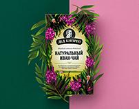 Ded Kiprei: trademark of natural herbal tea