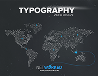 Typography Video Design