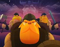 Vikings App Teaser