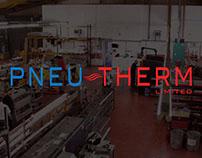 Pneutherm | Website Design