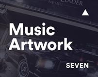 Music Artwork SEVEN